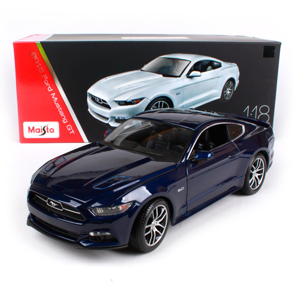 2015 Ford Mustang Diecast Model