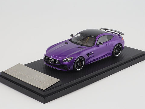 Almost Real Mercedes Benz AMG GT R - 2017 - Sky purple