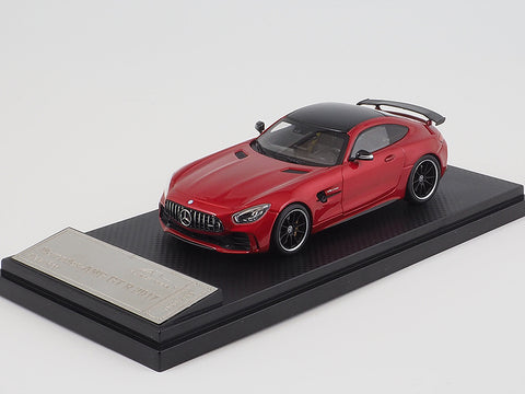 Almost Real Mercedes Benz AMG GT R - 2017 - Metal red 1/43