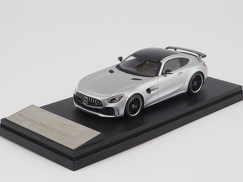 Almost Real Mercedes Benz AMG GT R - 2017 - Silver 1/43