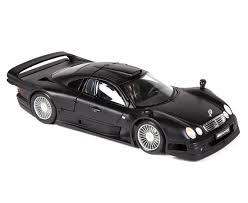 Maisto Mercedes Benz CLK-GTR (Street Version) 1/18 Black