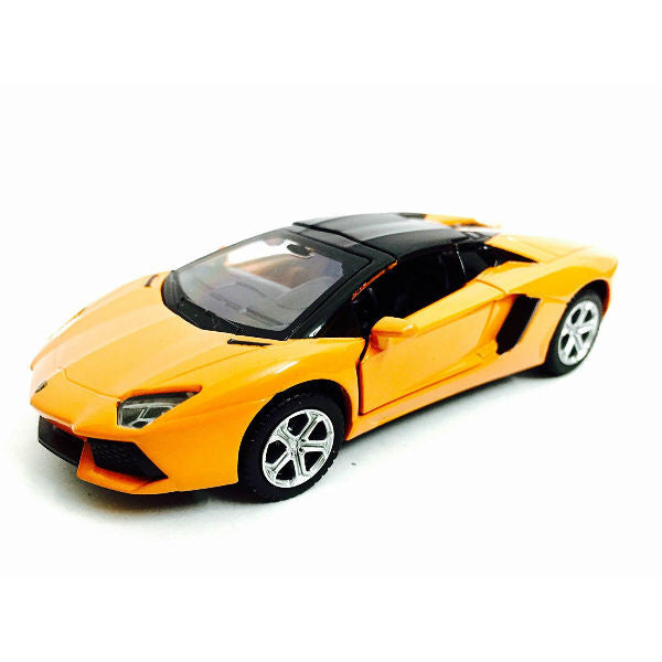Innovador Lamborghini Aventador LP 700-4 Roadster 1/38 Closed Top - Hobbytoys - 1