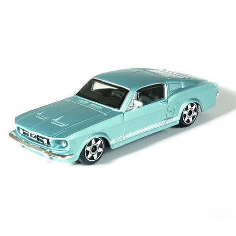 Bburago Street Fire Ford Mustang GT 1/43