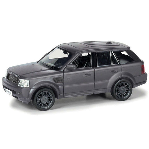 RMZ City Land Rover Range Rover Sport Matte Black - Hobbytoys