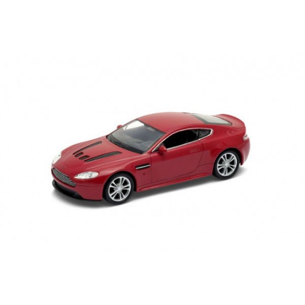 Welly Aston Martin V12 Vantage Pullback Action Car - Hobbytoys