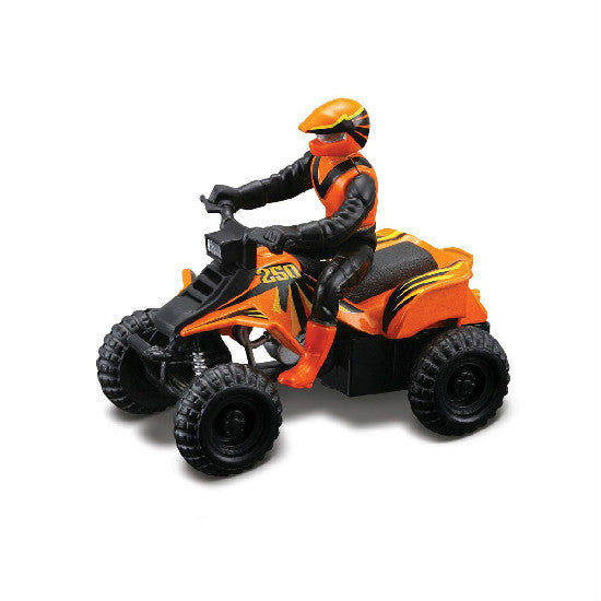 Maisto Fresh Metal Motorised ATVs - Hobbytoys - 1