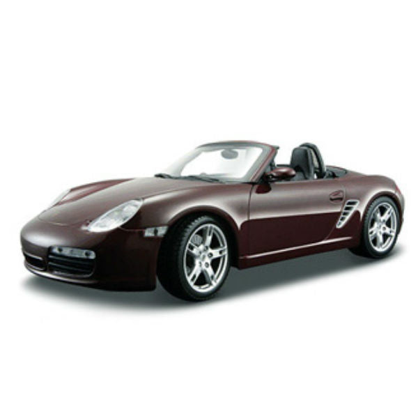 Maisto Power Kruzerz Porsche Boxster Pull Back Action Car - Hobbytoys