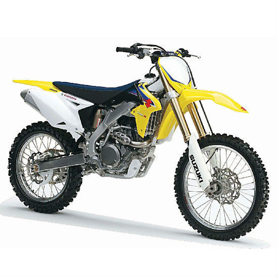 Suzuki RM-Z450 Bburago Die-cast Toy Bike Model - Hobbytoys