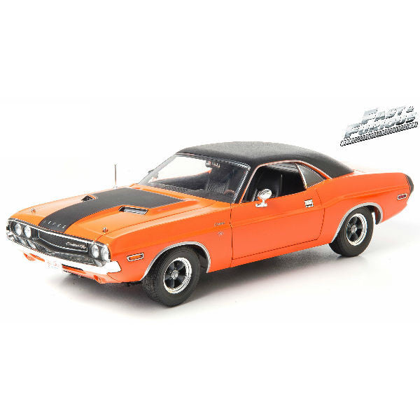 Greenlight 1970 2Fast 2Furious Darden's Dodge Challenger R/T Hard Top 1/18 - Hobbytoys - 1