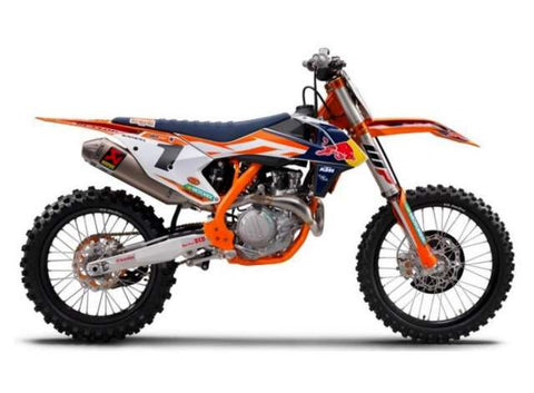 Maisto KTM 450 SX-F Supercross Red Bull 1/6