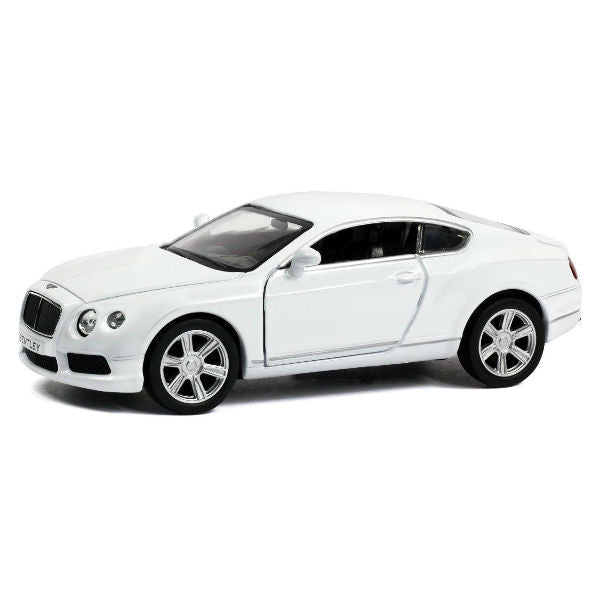 RMZ City Bentley Continental GT V8 White - Hobbytoys