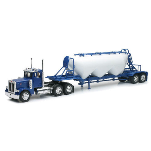 New-Ray Peterbilt 379 Pneumatic Trailer