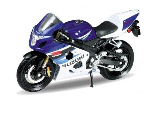 Welly SUZUKI GSX-R750 Bike 1/18