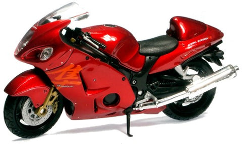 Welly SUZUKI HAYABUSA Bike 1/18