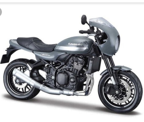 Maisto Kawasaki Z900RS Cafe Bike 1/12 Grey