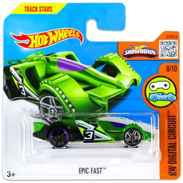 Hot Wheels Epic Fast