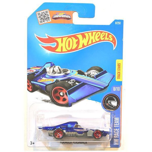 Hot Wheels Formula Flashback