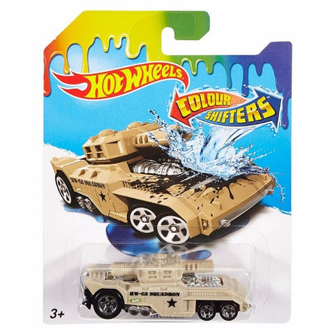 Hot Wheels Color Shifters Invader Vehicle