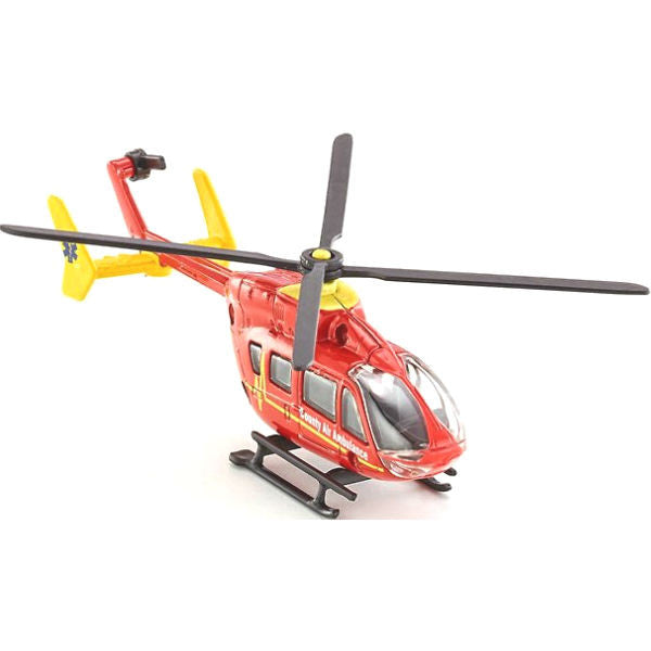 Siku Country Air Ambulance Helicopter - Hobbytoys - 1