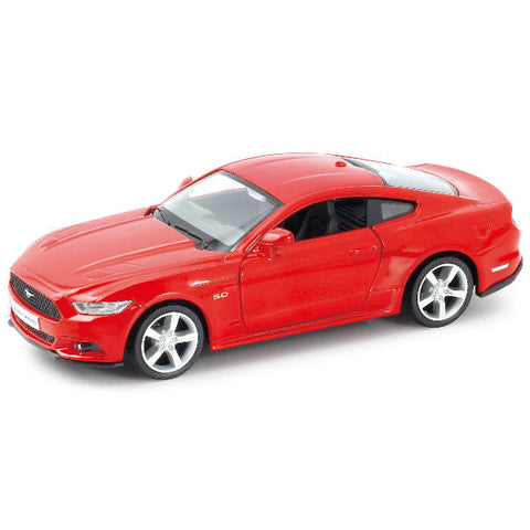 RMZ City 2015 Ford Mustang Red