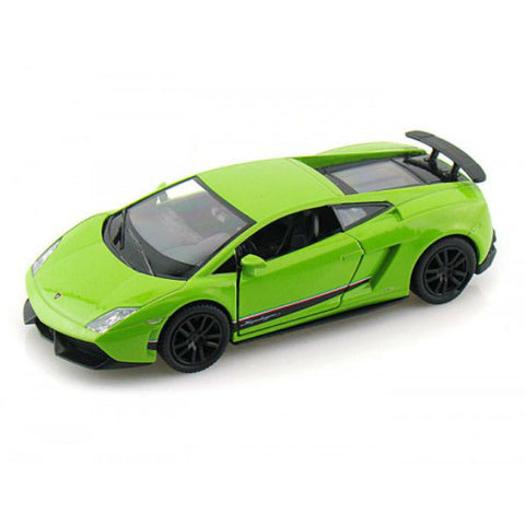 RMZ City Lamborghini Gallardo LP 570-4 Superleggera Matte Green - Hobbytoys