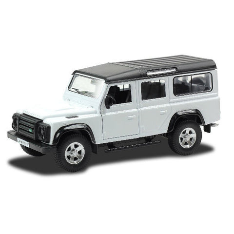 RMZ City Land Rover Defender White - Hobbytoys