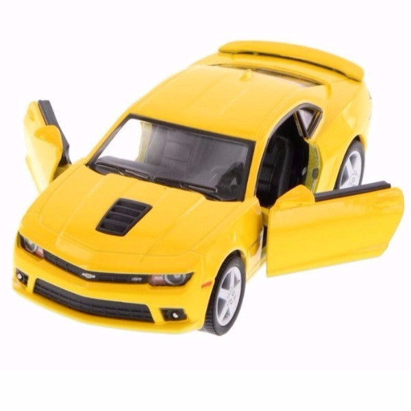 Kinsmart 2014 Chevrolet Camaro 1/38 Yellow