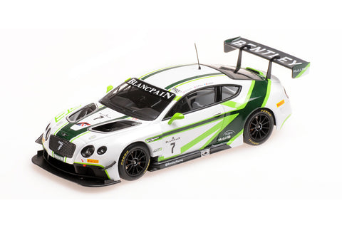 Almost Real Bentley Continental GT3 Launch Livery #7 - 2016 1/43