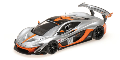 Almost Real McLAREN P1 GTR Pebble Beach California Design Concept - 2015 1/43
