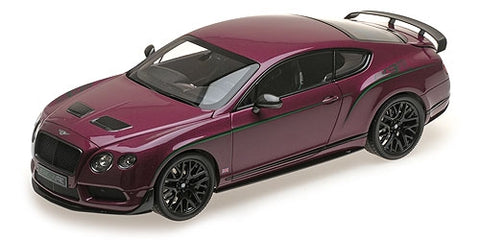 Almost Real Bentley Continental GT3 R - 2015 - Magenta 1/18