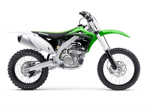Welly KAWASAKI 2002 KX 250 Bike 1/18