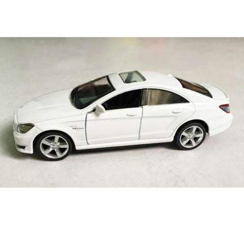 RMZ City Mercedes Benz CLS 63 AMG C218 White - Hobbytoys - 2