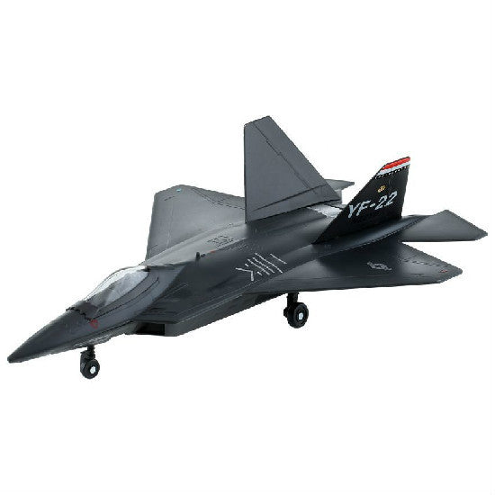 New-Ray F-22 Raptor Aeroplane Model Aviation Collectible - Hobbytoys