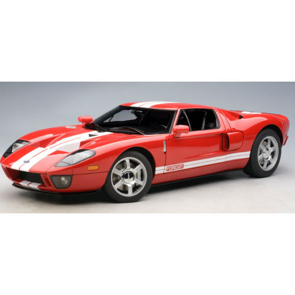 AUTOart Ford GT 1/12 Diecast Model Car - Hobbytoys - 1