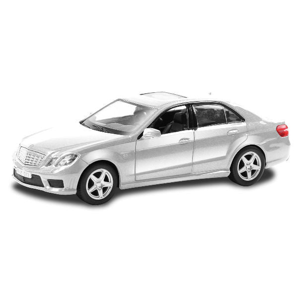 RMZ City Mercedes Benz E 63 AMG White - Hobbytoys