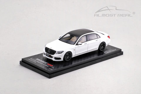 Brabus 900 Mercedes-Maybach S-Class - Diamond White 1/43