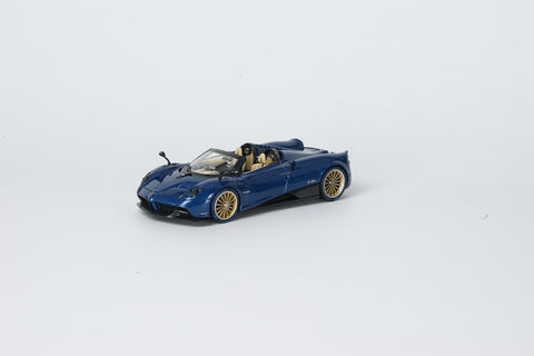 Almost Real Pagani Huayra Roadster - 2017 - Blu Danubio 1/43