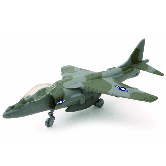 NewRay AV-8B Harrier Toy Aeroplane Model - Hobbytoys
