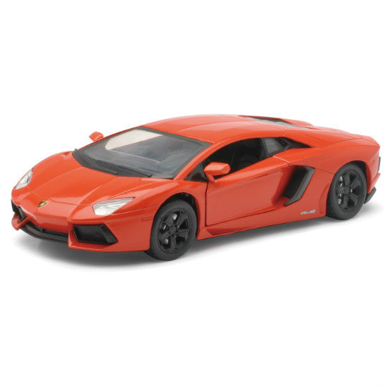 NewRay City Cruiser Lamborghini Aventador LP 700-4 1:32 - Orange - Hobbytoys