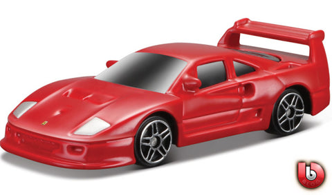 Bburago Ferrari Evolution F40 Competizione Red