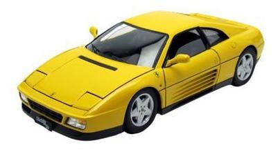 Bburago Ferrari Evolution F40 Competizione Yellow