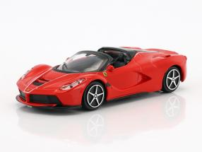 Bburago LaFerrari Aperta Red 1/43