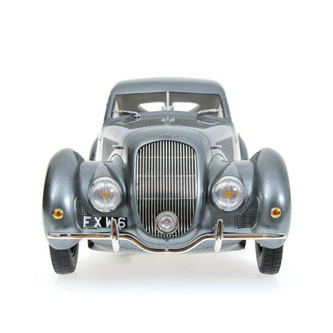 Minichamps 1939 Bentley Embiricos Dark Grey Metallic - Hobbytoys - 2