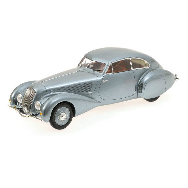 Minichamps 1939 Bentley Embiricos Dark Grey Metallic - Hobbytoys - 1