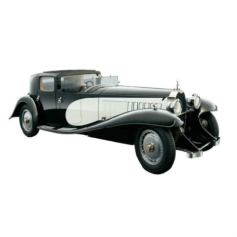 Bauer BUGATTI ROYALE Type 41 COUPE DE VILLE 1930, BEIGE 1:18 Die-cast Car Model - Hobbytoys - 2