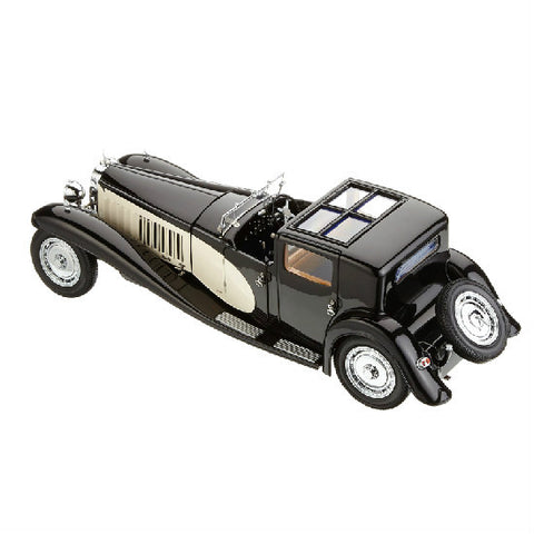 Bauer BUGATTI ROYALE Type 41 COUPE DE VILLE 1930, BEIGE 1:18 Die-cast Car Model - Hobbytoys - 1
