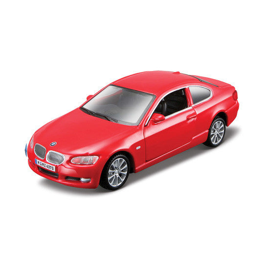 Maisto Power Kruzerz BMW 335i 2007 Pull Back Action Car - Hobbytoys