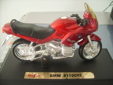 Maisto BMW R1100RS RED 1/18