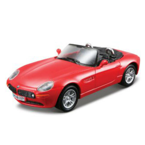 Maisto Power Kruzerz BMW Z8 Pull Back Action Car - Hobbytoys