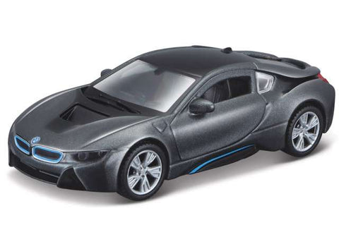 Maisto Power Kruzerz BMW i8 Pull Back Action Car